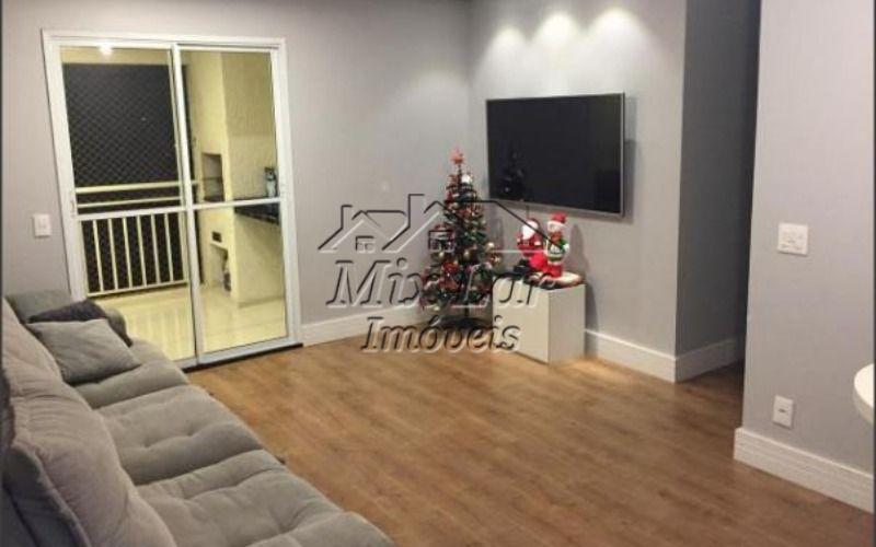 REF: 166843 - Apartamento no Bairro Jd.Tupanci - Barueri SP