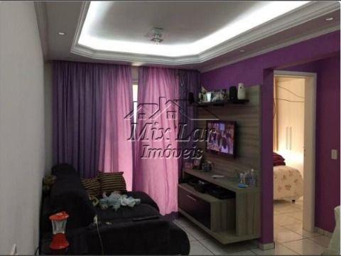 REF: 166849 - Apartamento no Bairro do Jardim Cirino - Osasco SP