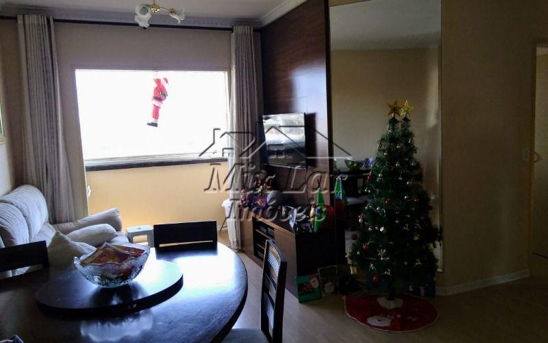 REF: 166855 - Apartamento no Bairro do Piratininga - Osasco SP