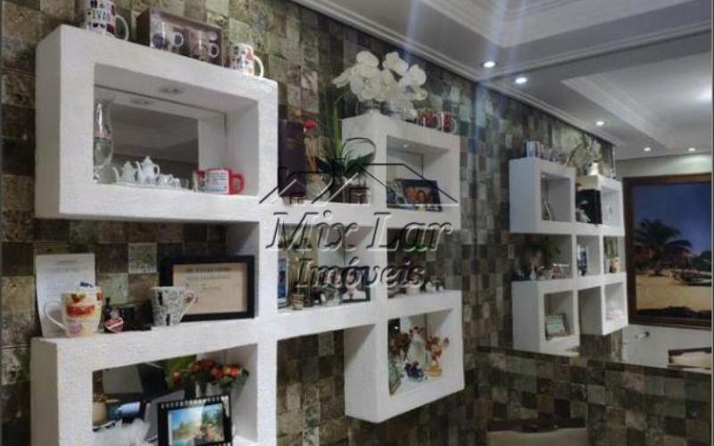 REF: 166864 - Apartamento no Bairro do Jardim Tupanci - Barueri SP