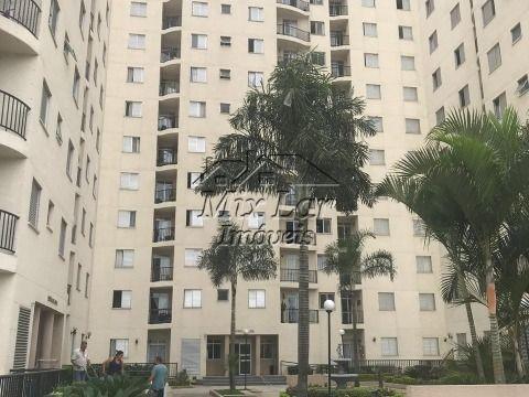 REF: 166867 - Apartamento no Bairro Cidade das Flores  - Osasco SP