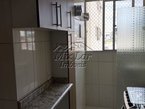 REF: 166869 - Apartamento no Bairro Cidade das Flores  - Osasco SP