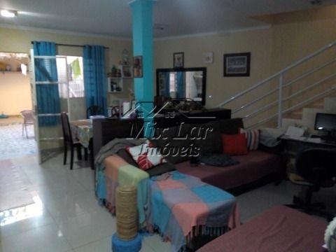 REF: 166909 - Casa Sobrado no bairro Quitaúna - Osasco - SP
