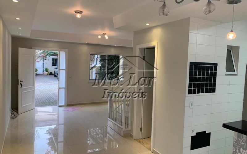REF 164914 - Casa sobrado condomínio no Bairro do Jardim Regina Alice - Barueri - SP