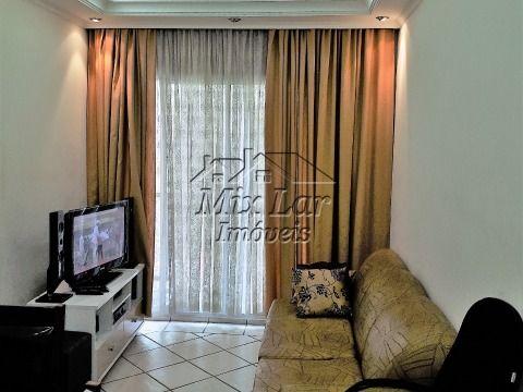 REF 166918 Apartamento de 62 m² no bairro Jardim California na cidade de Osasco - SP