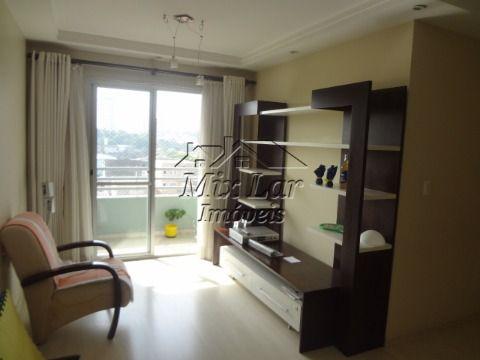 REF 166925 - Apartamento no Bairro do kM 18- Osasco SP