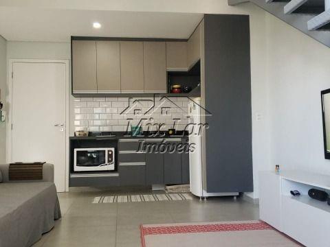 Ref 166932 apartamento duplex no Bairro do Bethaville I- Baruei SP