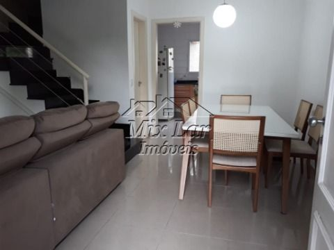 REF 164933 - Casa sobrado condomínio no Bairro do Jardim Regina Alice - Barueri - SP
