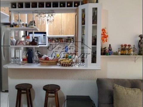 Ref. 166953 - Apartamento no Bairro do Jardim Jaguaribe - Osasco SP