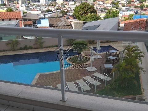 REF: 166965 - Apartamento no Bairro do Pestana - Osasco SP