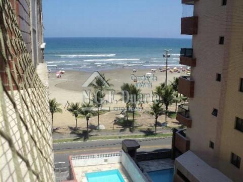 Apartamento Praia Grande, Tupi, 2 dormitorios