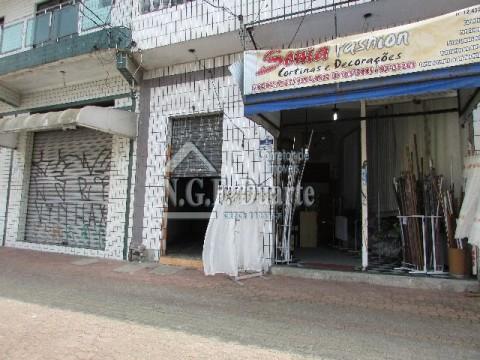 Loja comercial em Praia Grande, no Caiçara