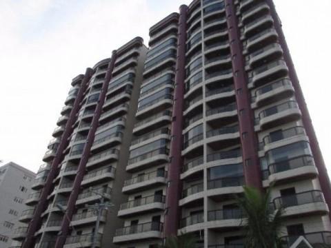 Apartamento 2 dormitórios 1 é suite, em Praia Grande, frente mar