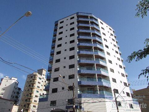 Apartamento 2 dormitórios sendo 1 suite na Praia Grande