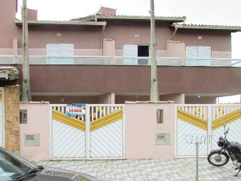 Sobrado 2 dormitórios na Praia Grande