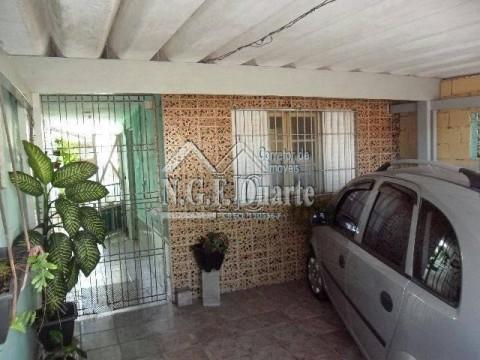 Casa na Praia Grande no Maracanã 2 dormitórios