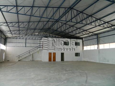 GALPÃO  - 1000 m2 - TERRA PRETA