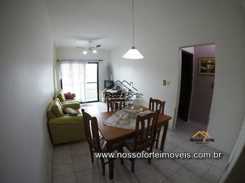 Apartamento Mobiliado e com Vista Para o Mar no Canto do Forte
