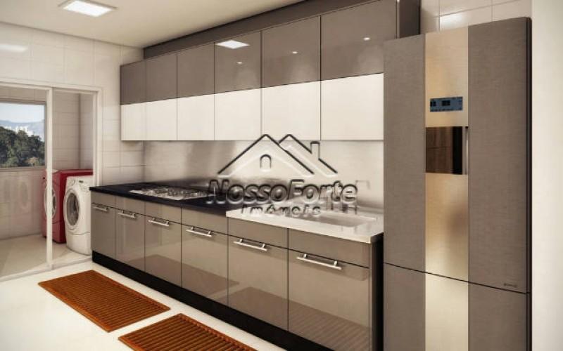 Residencial Monte Verde - cozinha