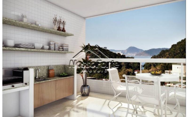Residencial Monte Verde - varanda gourmet