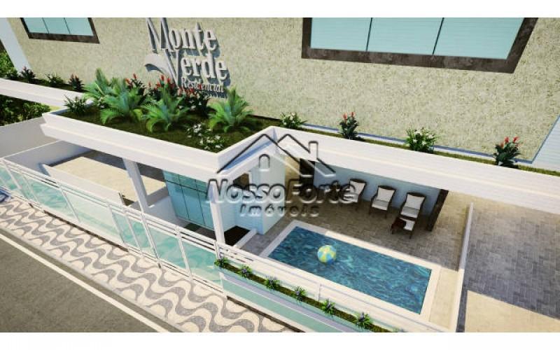 Residencial Monte Verde - piscina