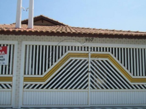 Casa em Vila Mirim - Praia Grande