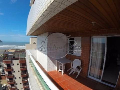 Apartamento 3 dormitório na Praia Grande.