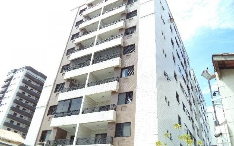 APARTAMENTO 2 DORMITÓRIOS 83 m² de A.U VILA GUILHERMINA - PRAIA GRANDE - SP