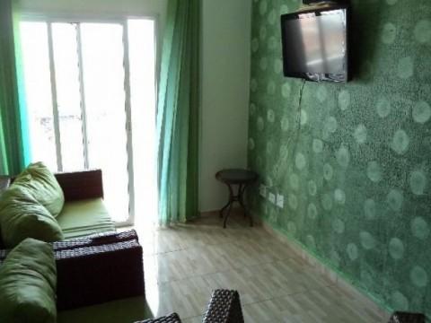 Apartamento em Praia Grande - Apartamento no Bairro da Vila Mirim - Somente para pagamento a vista
