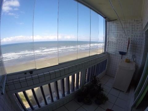 Apartamento Kichnette em Praia Grande - Bairro Boqueirão - Aceita financiamento bancário