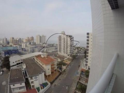 Apartamento novo no bairro da Vila Mirim em Praia Grande