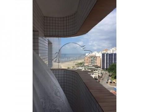 Apartamento no bairro da Cidade Ocian em Praia grande