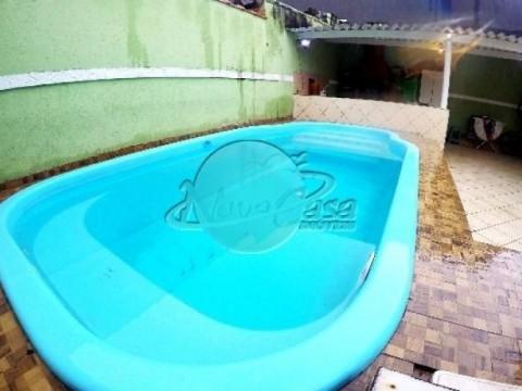 Casa à venda na Praia Grande - Bairro VilaTupi