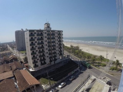 Apartamento em Praia Grande no Bairro Vila Mirim - Entrega Dezembro/2016