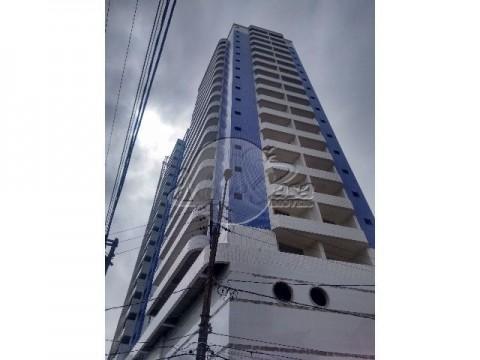 Apartamento novo no bairro da Vila Guilhermina em praia grande