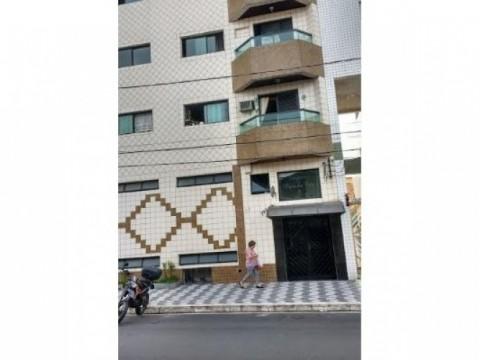 Lindo apartamento 2 dormitorios no Boqueirão Praia Grande