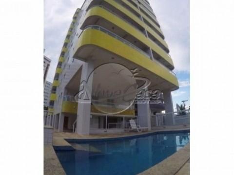 Apartamento no bairro da Vila Mirim em Praia Grande