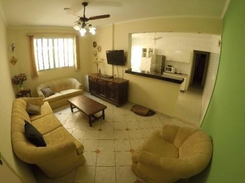 Aceita financiamento bancário - Excelente apartamento de 1 dormitório