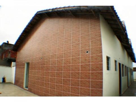 Casa em Condominio em Jardim Melvi - Praia Grande