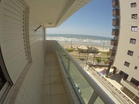 Lindo Apartamento no bairro Caiçara em frente a Praia