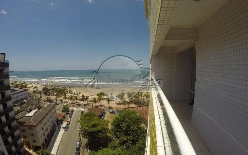 Apartamento no bairro da Vila Mirim em Praia Grande 2 Dormitório sendo 1 suite