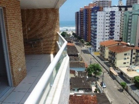 Apartamento à venda na Praia Grande