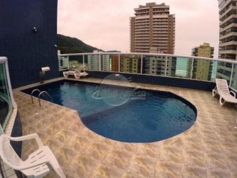 Apartamento dois dormitórios a venda em Praia Grande.