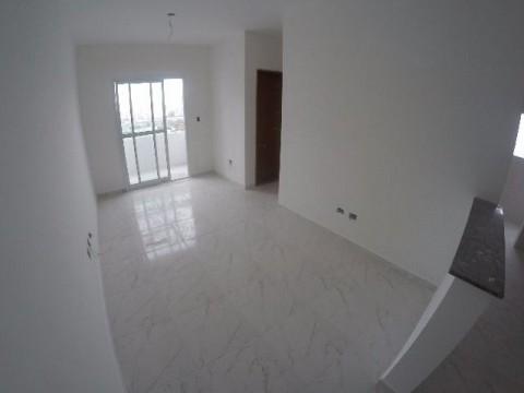 SOMENTE PARA PAGAMENTO A VISTA - Apartamento NOVO em Praia Grande no Bairro Cidade Ocian