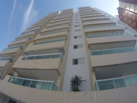 Lindo apartamento no bairro do canto do forte com 3 dormitórios sendo 2 suíte