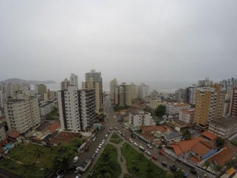 Lindo Apartamento à venda na Praia Grande - Bairro Jardim Guilhermina -