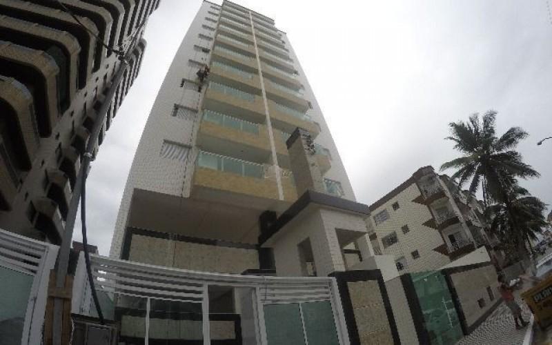 Apartamento oportunidade Praia Grande Vila Tupi 1 Dormitório novo