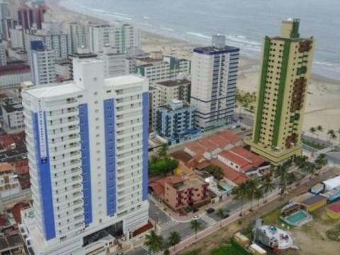 Apartamento com vista para o mar, oportunidade abaixo da tabela