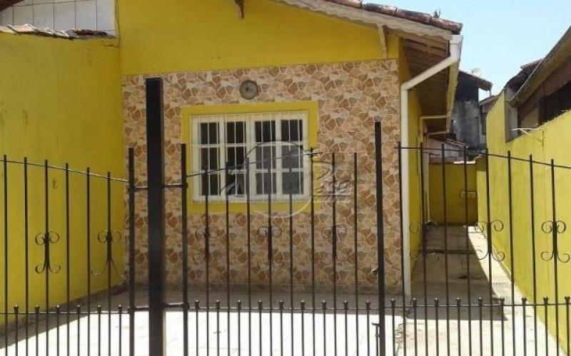 Casa no balneário Maracanã com 1 dormitório