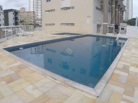 Apartamento de 01 Dormitório à Venda na Praia Grande - Bairro Vila Caiçara
